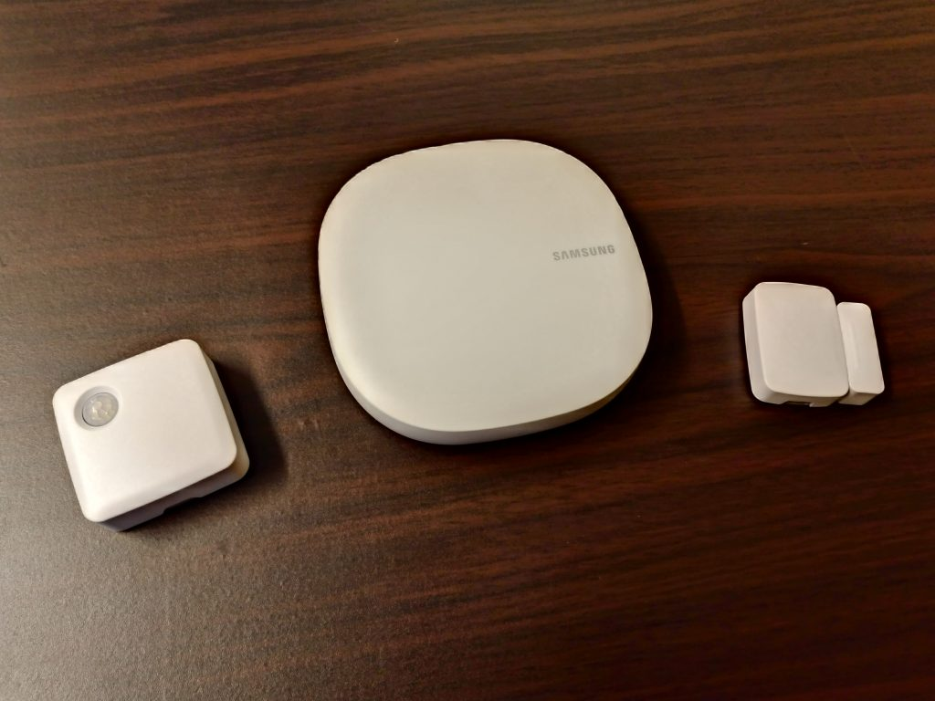 Samsung SmartThings Opiniones 1