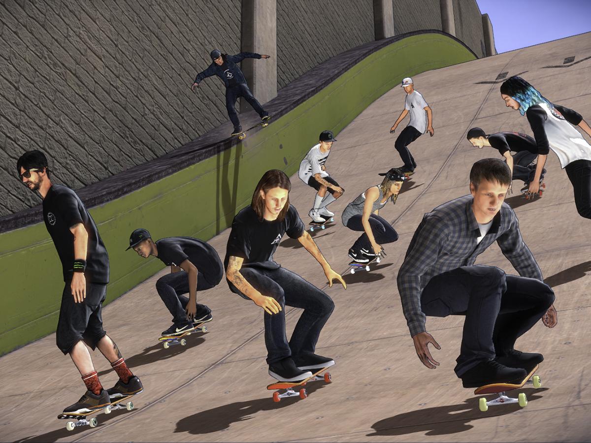 Tony Hawk-ın Pro Skater icmalı 5 1