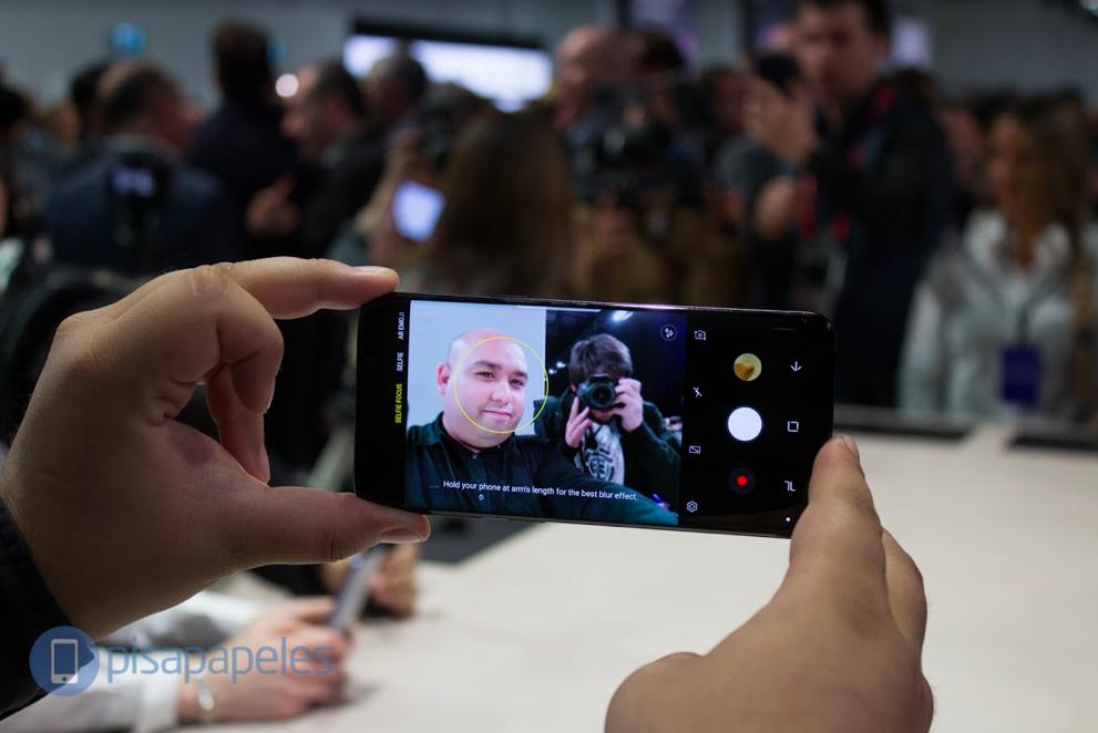 [Video] Primeras impresiones del nuevo Samsung Galaxy S9 y S9 + # MWC18 1