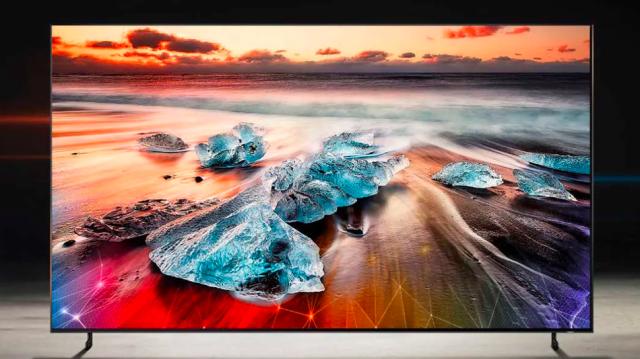 Заштедете 1800 УСД на 65-инчен QLED телевизор од иновативната колекција Samsung за 2019 година.