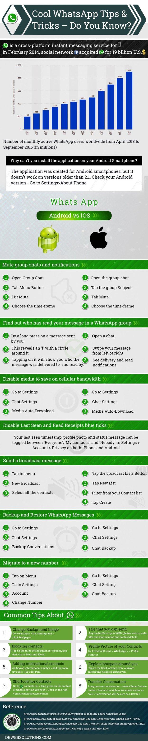 """WhatsApp 15 función """"oculta"""" en la aplicación de mensajería 3"""