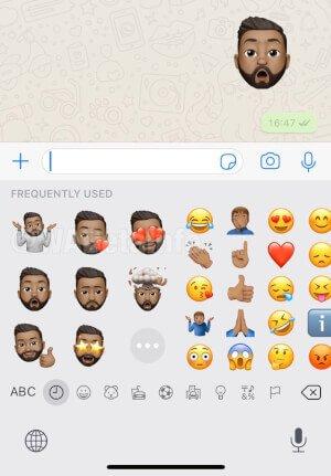 Şəkil: iOS üçün WhatsApp beta Memo əlavə edir
