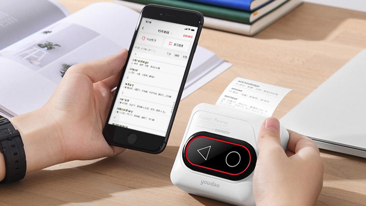 Xiaomi uvádza na trh prenosnú vreckovú tlačiareň Youdao Memobird G4 1