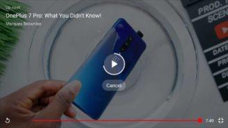 YouTube    Yeni Sadə 'Gördüyünüz Gələcək' ekranını təqdim edir 1