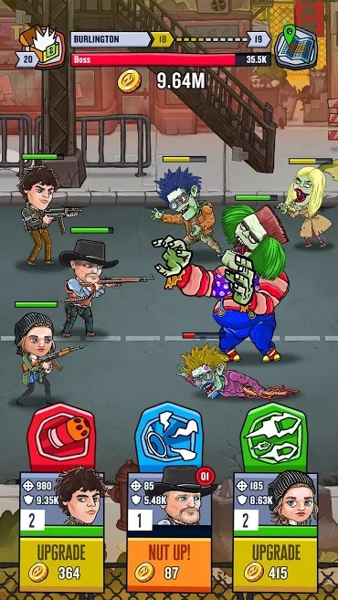 Zombieland: Çift Tapper onları cep zombi öldürmek yapar 2