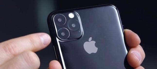 iPad Pro 2019 dapat mewarisi modul kamera tiga rangkap yang tidak selaras dari iPhone XI 1