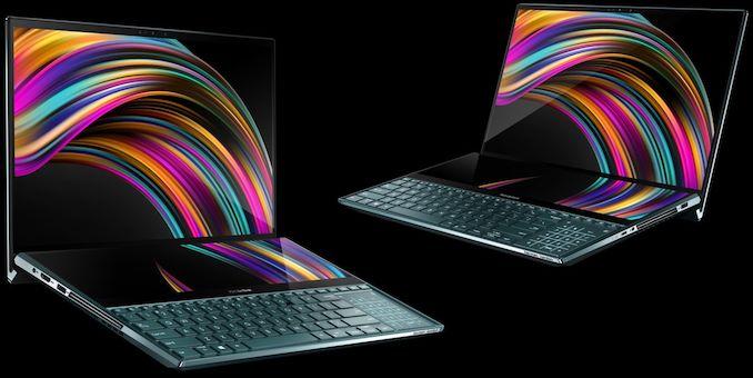 ASUS ZenBook Pro Duo UX58: Лаптоп со двоен екран со 100% DCI-P3 OLED 1