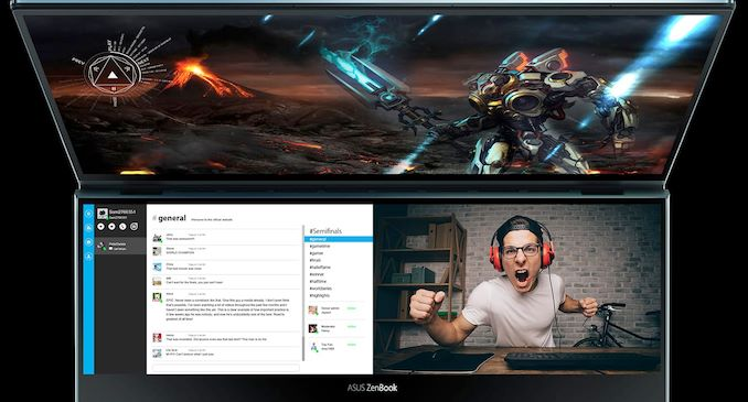 ASUS ZenBook Pro Duo UX58: Лаптоп со двоен екран со 100% DCI-P3 OLED 2