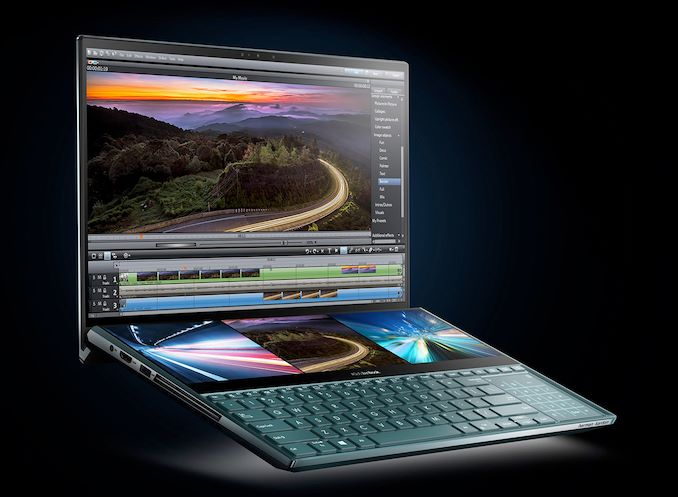 ASUS ZenBook Pro Duo UX58: Лаптоп со двоен екран со 100% DCI-P3 OLED 4