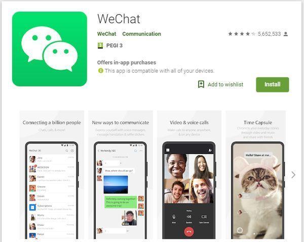 🥇 Cara Memblokir atau Menghapus Teman di WeChat