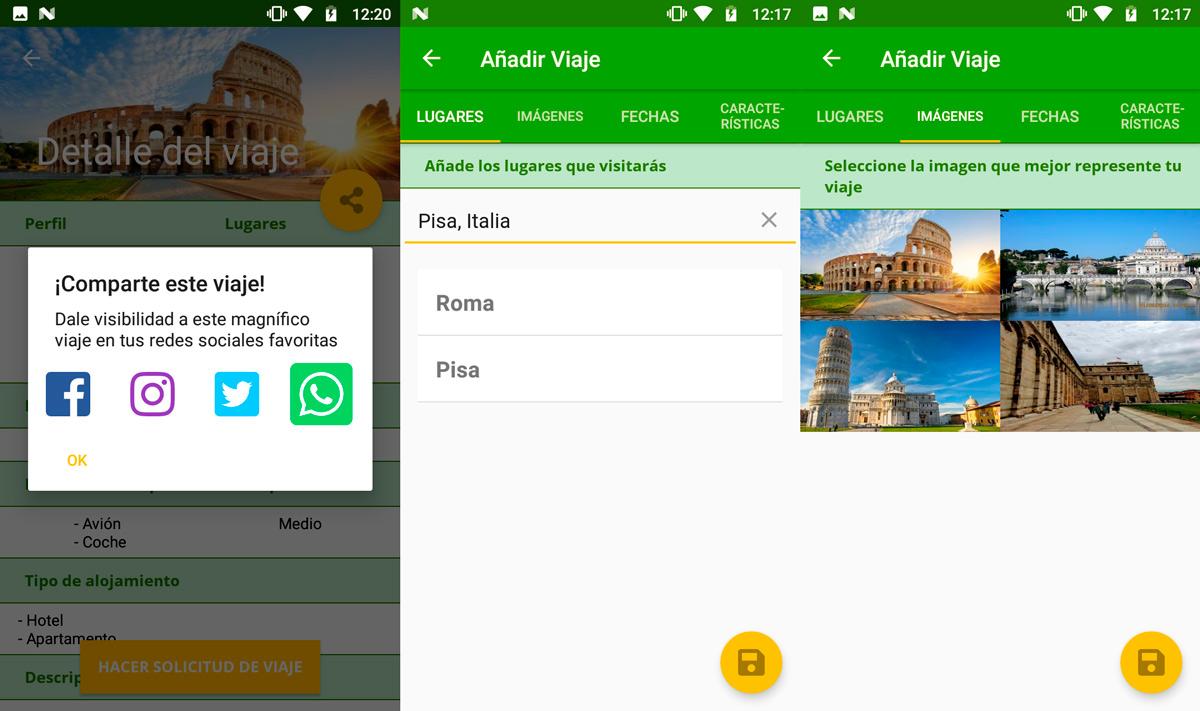 Esta es la aplicación perfecta para encontrar personas para viajar