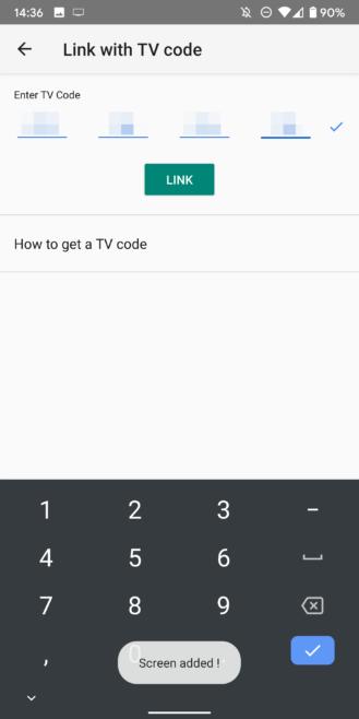 Cómo controlar completamente YouTube en tu TV desde tu móvil, con búsqueda por voz y gestión de colas 2