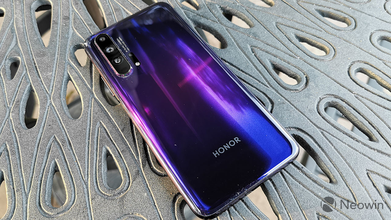 Honor 20 Pro Осврти: Друг неверојатен дизајн, друг уред Кирин 980 9
