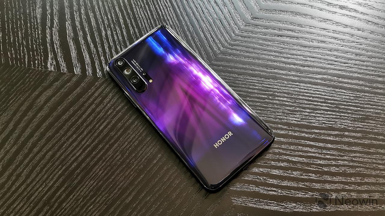 Honor 20 Pro Прегледи: Друг неверојатен дизајн, други уреди Кирин 980 14