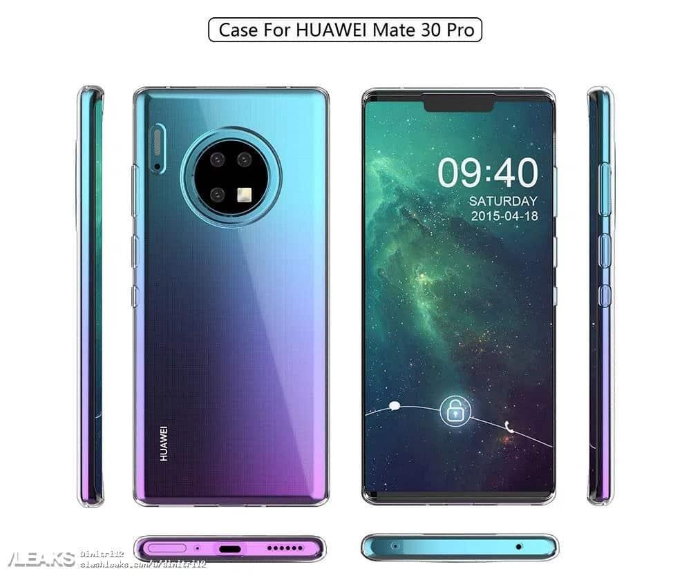 Təsdiqləndi: Huawei Mate 30 hətta 19 sentyabrda sərbəst buraxıldı! 1
