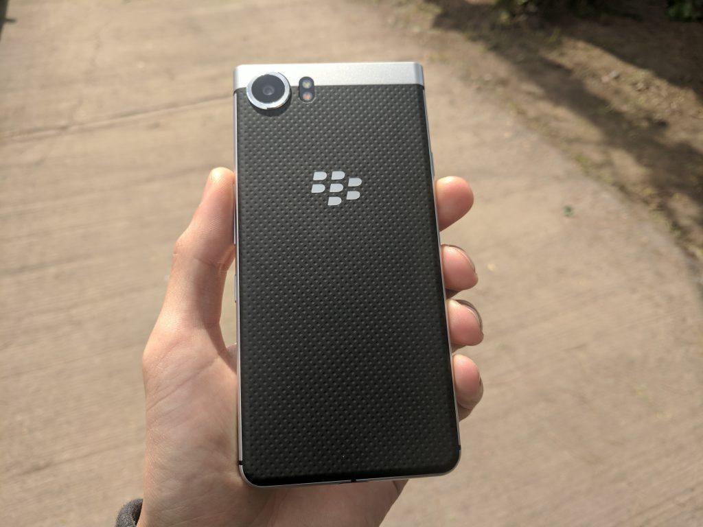 "BlackBerry KEYone icmalı 3""width ="" 750 ""height ="" 563"