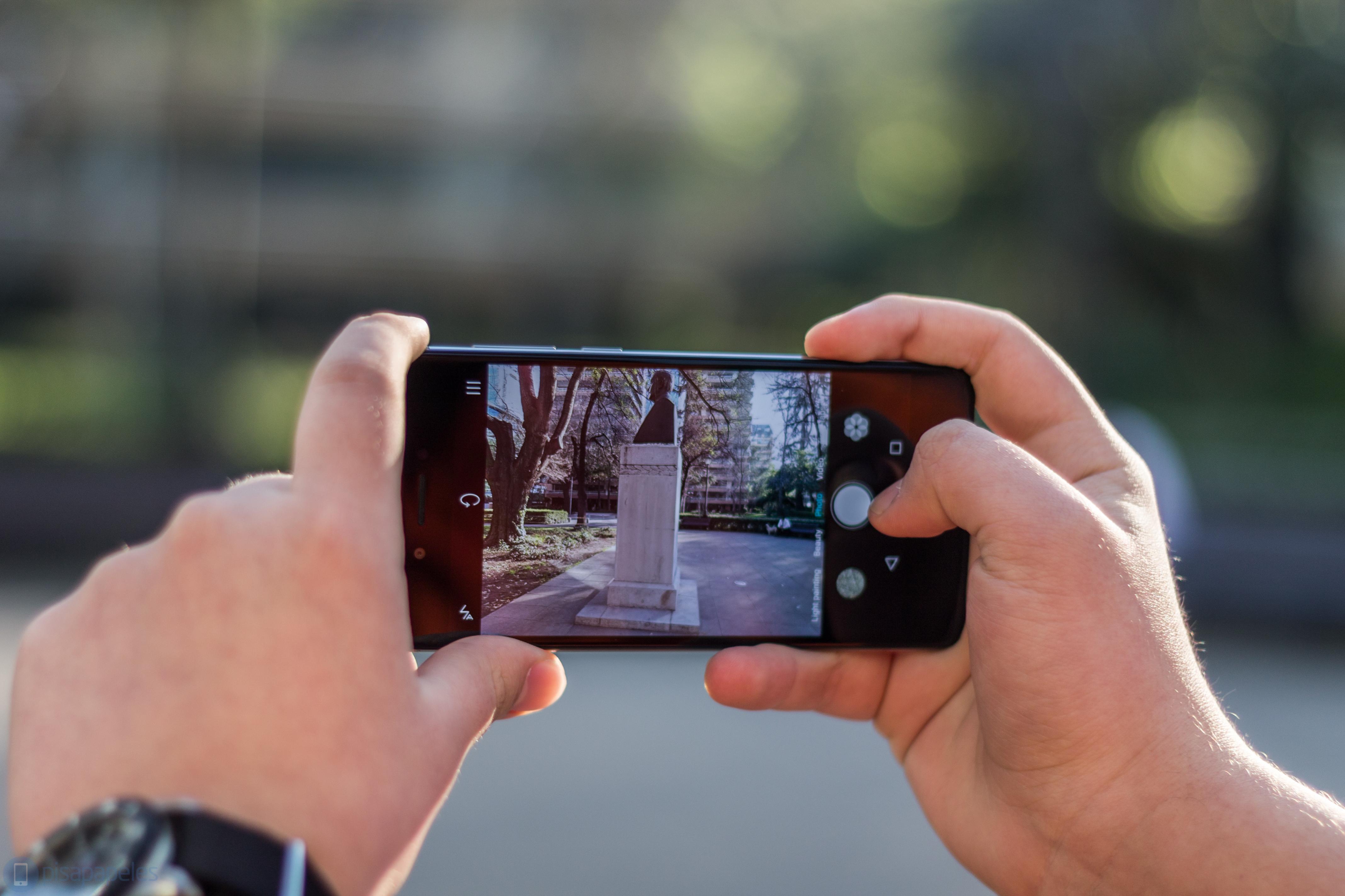 "Revise el Huawei P9 Lite Smart 4""ancho ="" 4272 ""altura ="" 2848"