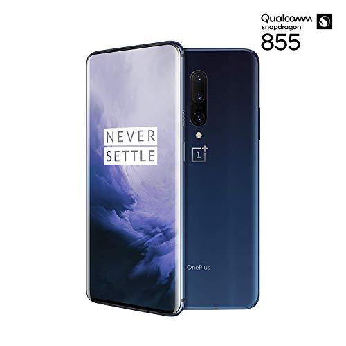 OnePlus 7 Pro 12 + 256GB GM1910 SIM-Free Dual SIM Nebula Blue Smartphone