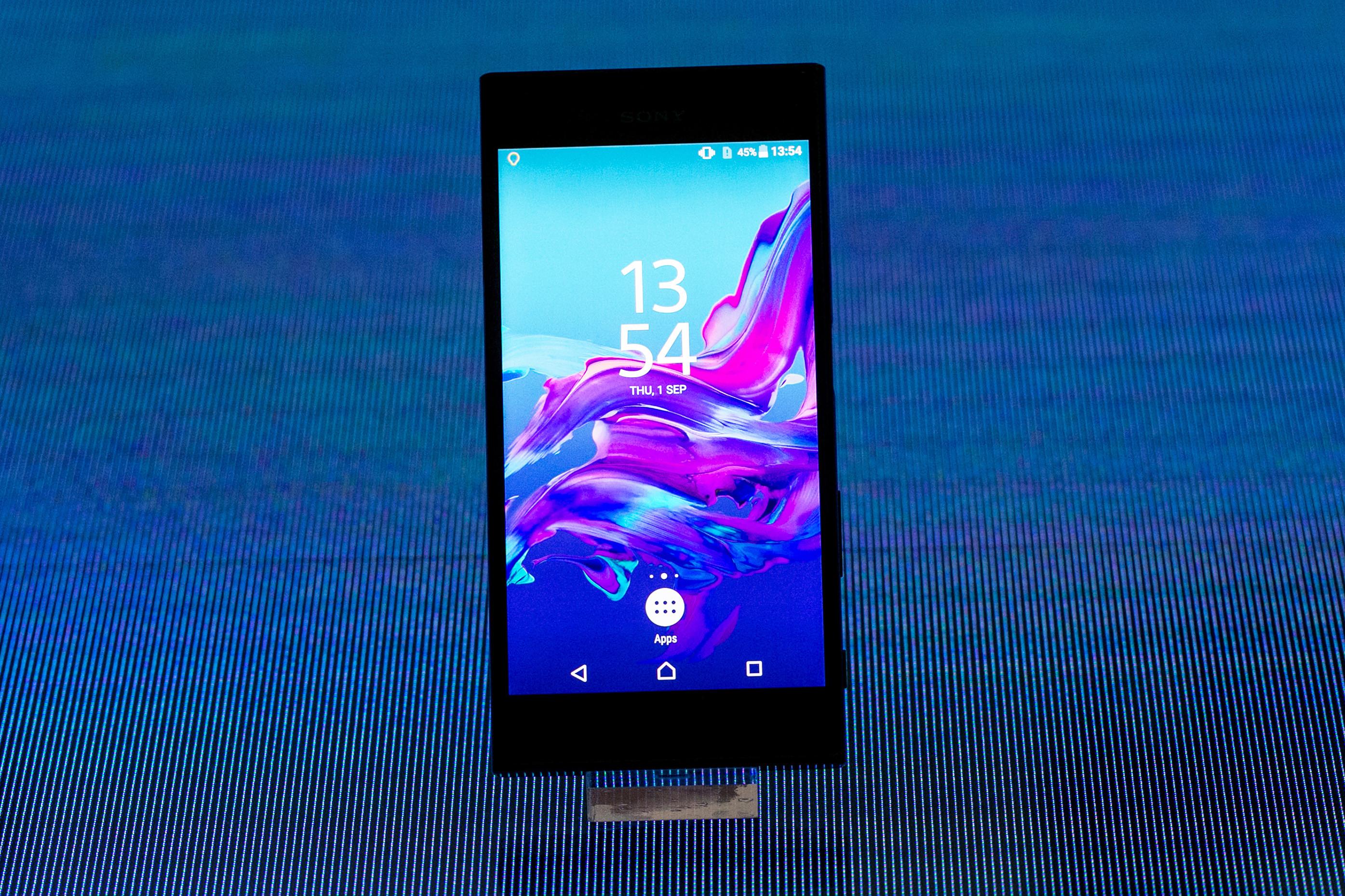Smartphone Sony Xperia X
