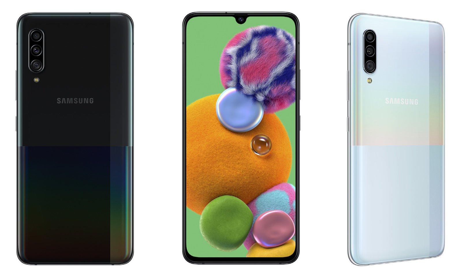 Samsung Galaxy A90 5G е првиот евтин паметен телефон 5G 1