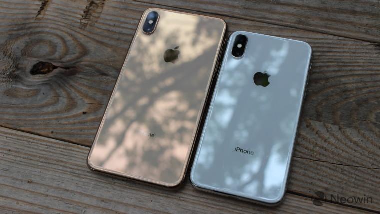 Benchmark iPhone 11 pertama telah bocor, menunjukkan peningkatan sederhana