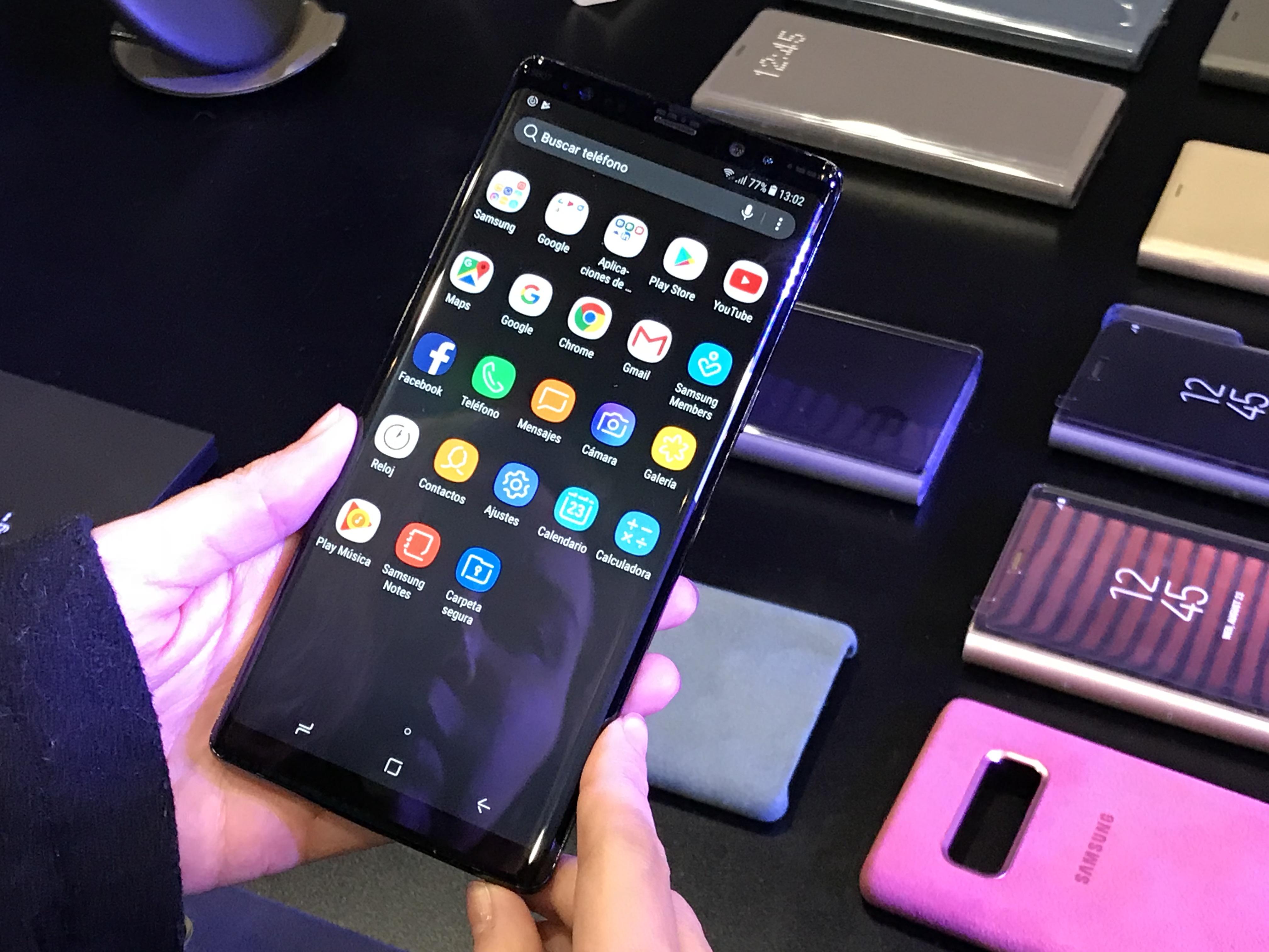 """Pierwsze wrażenie Samsunga Galaxy Note    8 2 """"szerokość ="""" 4032 """"wysokość ="""" 3024"""