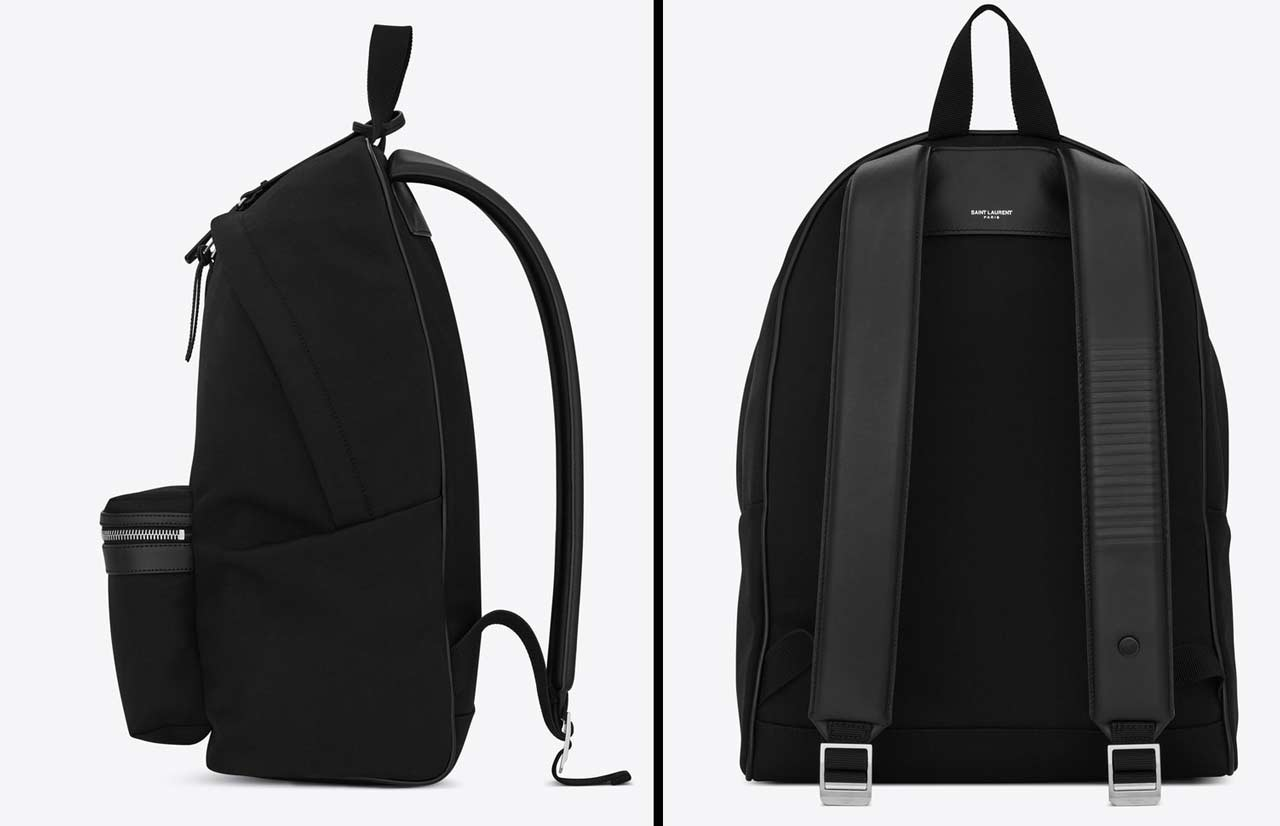 YSL ruksak CIT-E dio je Googleovog nadolazećeg pametnog modnog jacquarda 5