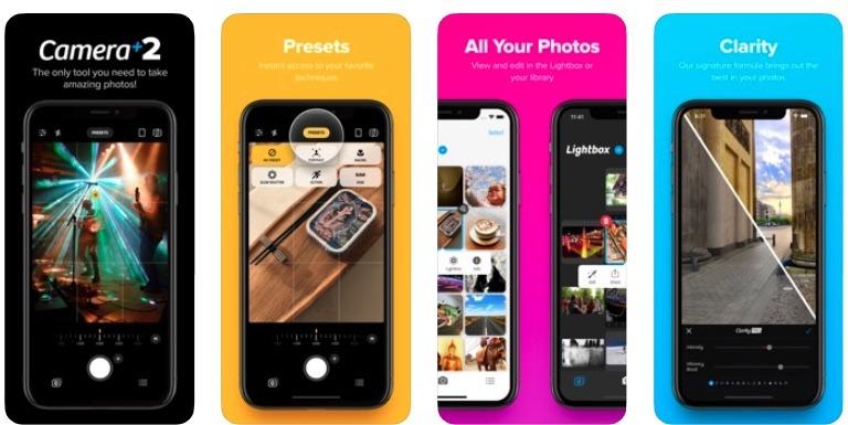 6 ứng dụng camera tốt nhất cho iPhone 1