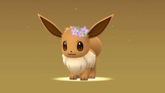 Pokemon Go: Uuden Eeveen evoluutiossa on kukat päänsä päällä! 1