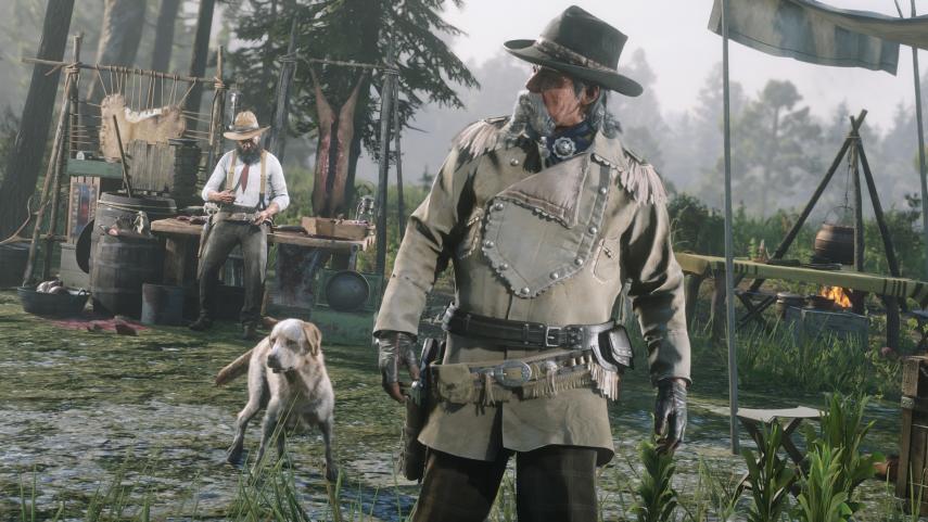 Red Dead Redemption Online Yeniləmə 2 gəldi 2