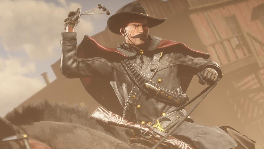 Online ažuriranje Red Dead Otkupljenja 2 je stigao 3