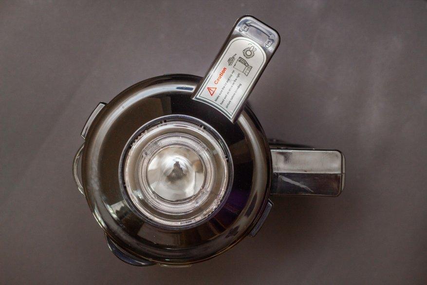 Ulasan Alfawise Stationary Blender: 2.000 Watt Power dan 2 L Glass Bowl 15