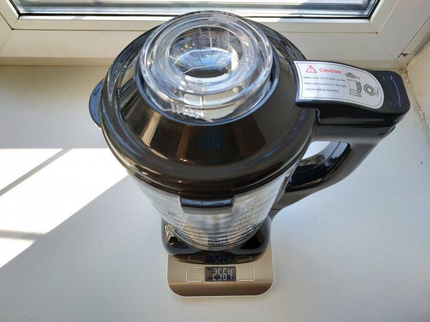 Ulasan Alfawise Stationary Blender: 2.000 Watt Power dan 2 L Glass Bowl 24