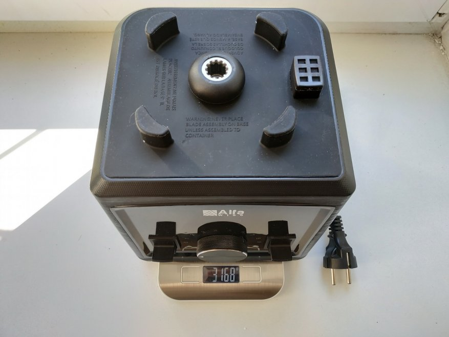 Ulasan Alfawise Stationary Blender: 2.000 Watt Power dan 2 L Glass Bowl 25