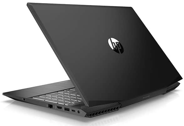 HP Pavilion Gaming 15-cx0004ns: Hlavný herný notebook i7 s grafikou GeForce GTX 1050 (4 GB)