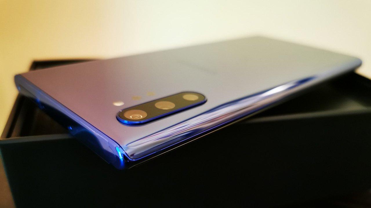 Samsung Galaxy Note        10+ ilk təəssüratlar 5