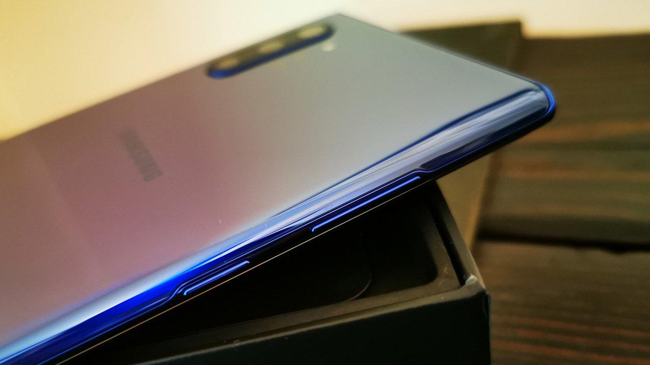 Samsung Galaxy Note        10+ ilk təəssüratlar 3