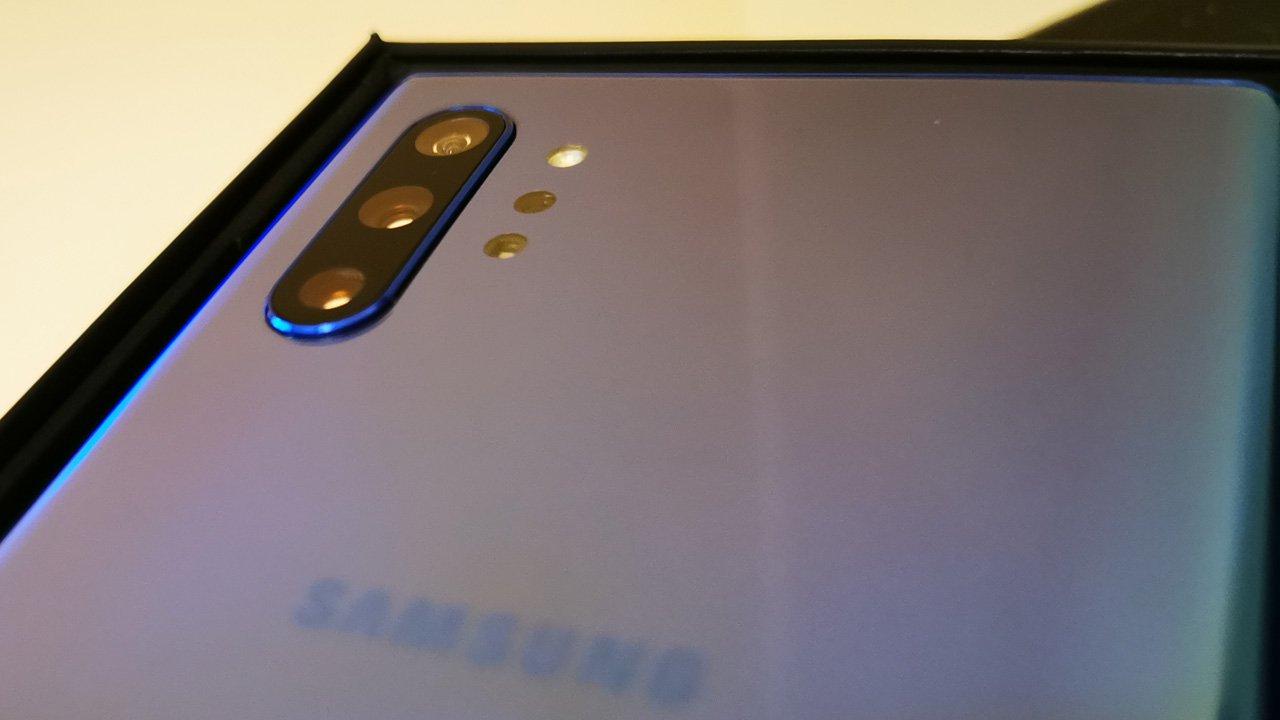 Samsung Galaxy Note        10+ ilk təəssüratlar 9
