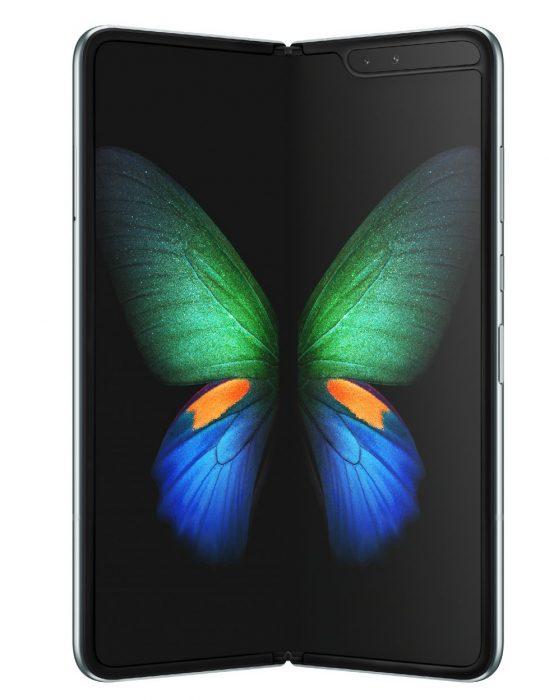 Galaxy Fold        5G: Bir neçə həftədən sonra İngiltərəyə gəlir ... pulunuz varsa. 2