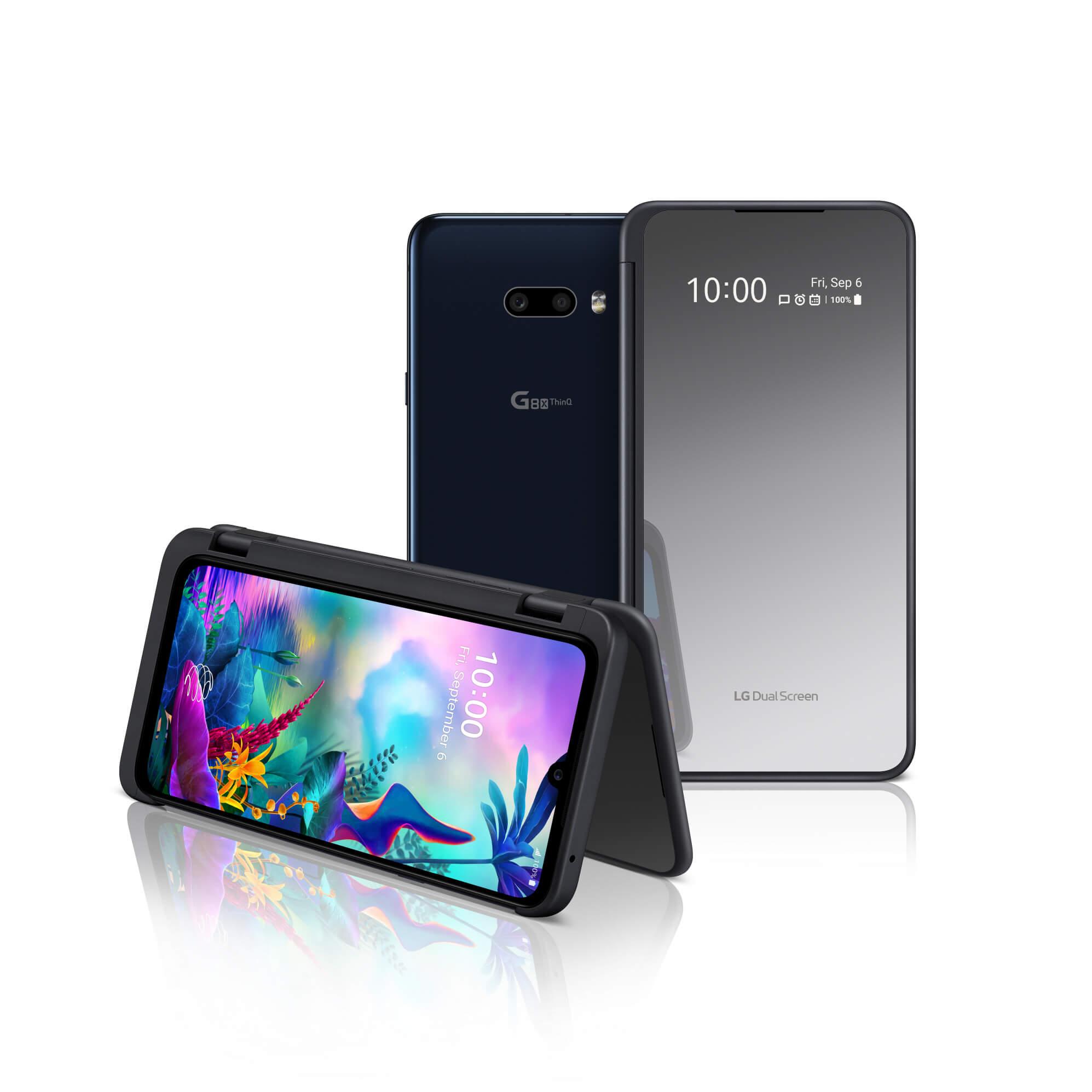 LG G8X ThinQ đã chính thức: thông số kỹ thuật, giá cả và tính sẵn sàng. 1