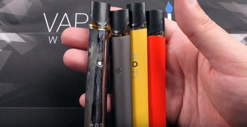 E-Cigarette MOTI