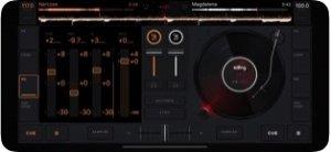 edjing Mix - екран на апликација dj1