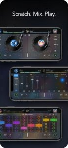 djay - DJ App & Mixer screen