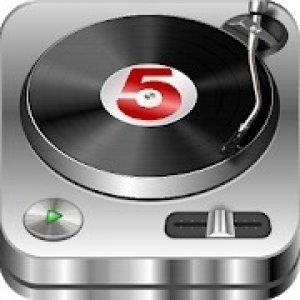 DJ Studio 5 лого