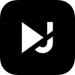 Диџеј плеер Професионално лого