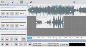 екран на mixpad