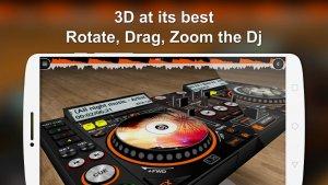 Екран на DiscDj