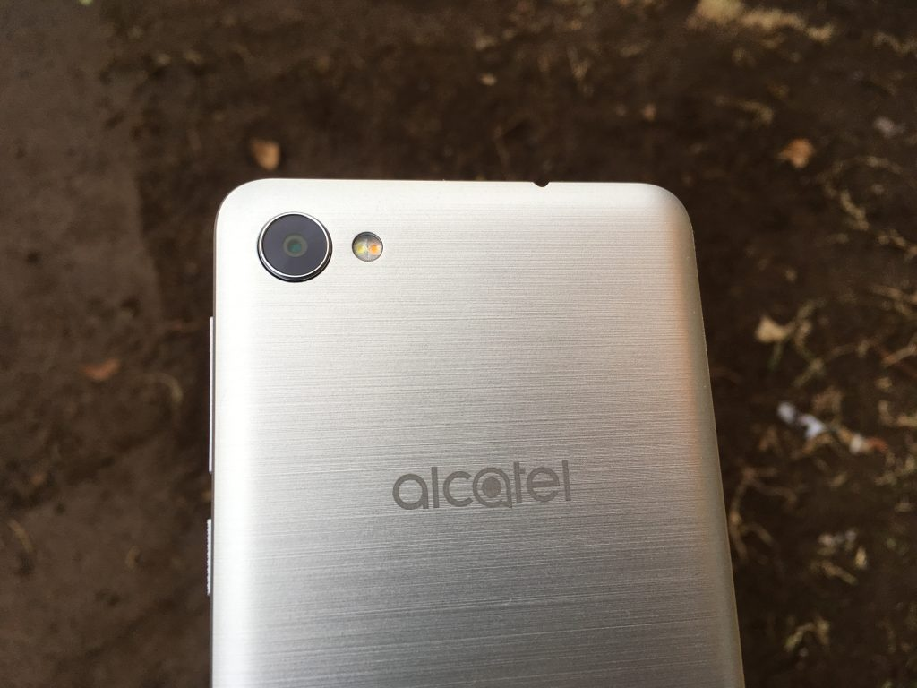 Ulas Alcatel A5 LED 4