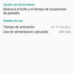 Ulas Alcatel A5 LED 10