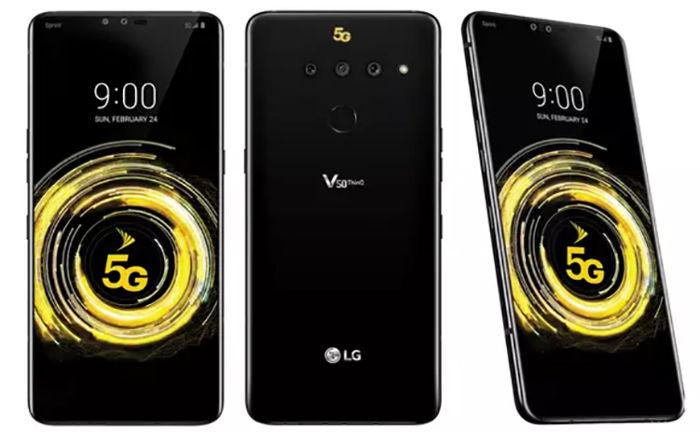 Лансирање на LG V50 ThinQ